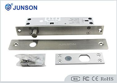 Cina 5 Wires Fail Secure Electronic Deadbolt Locks / Security Bolt Lock For Access Control Systems pemasok