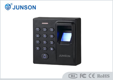 Cina One Relay Standlone Fingerprint Door Access Control With 3 Access Modes pemasok