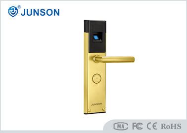Cina Fingerprint Keyless Entry Door Locks Digital Fingerprint Door Code Lock pemasok