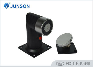 Cina 24V Floor Mounted Electromagnetic Door Holder Manual Release Button pemasok