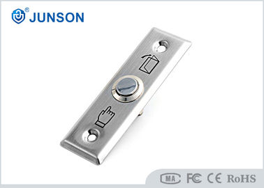 Cina Two Holes Emergency Exit Push Button Keyless For Access Control pemasok