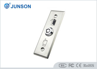 Cina Emergency Door Push To Release Button With Mechanical Key pemasok