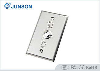 Cina Electric Access Control Door Release Push Button Stainless Steel pemasok