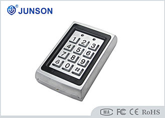 Cina Single Door RFID Access Control System Waterproof With EM Card pemasok