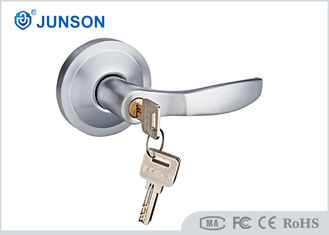 Cina Machine Key External Door Handle Entry 72mm For Panic Bar Device pemasok