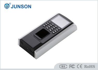 Network Fingerprint Access Control Touch Screen Time Attendance