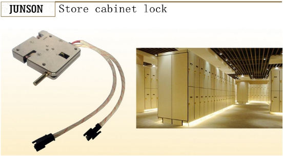 Mini Iron Sensor Electronic Drawer Lock / Electrified Mortise Lock